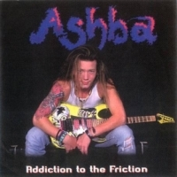 [Ashba Addiction to the Friction Album Cover]