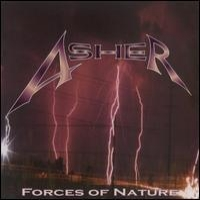 [Asher Forces of Nature Album Cover]