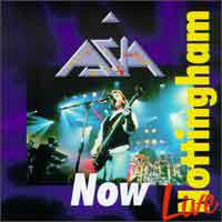[Asia Live In Nottingham Album Cover]
