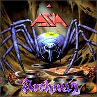 [Asia Archiva 2 Album Cover]