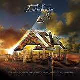 [Asia Anthologia: The 20th Anniversary / Geffen Years Collection 1982-90 Album Cover]