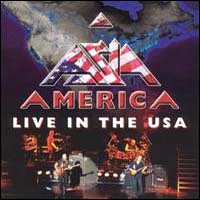 [Asia America - Live In The Usa Album Cover]