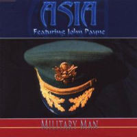 [Asia Military Man EP. Album Cover]
