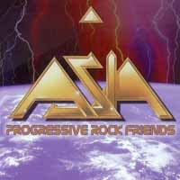 [Asia Progressive Rock Friends Album Cover]