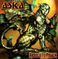 [Aska Absolute Power Album Cover]
