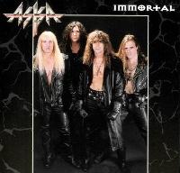 [Aska Immortal Album Cover]