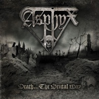 [Asphyx Death...The Brutal Way Album Cover]