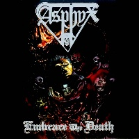 [Asphyx Embrace the Death Album Cover]