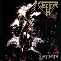 [Asphyx Asphyx Album Cover]