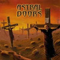 Astral Doors Of the Son and the Father Album Cover