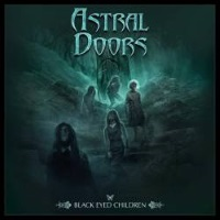 Astral Doors Black Eyed Children Album Cover