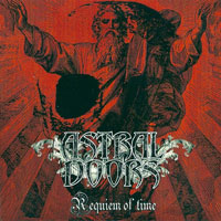 [Astral Doors Requiem Of Time Album Cover]