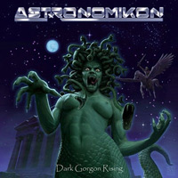 [Astronomikon Dark Gorgon Rising Album Cover]