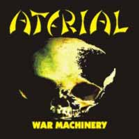 [Aterial War Machinery Album Cover]