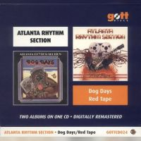 [Atlanta Rhythm Section Dog Days/Red Tape Album Cover]
