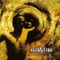 [Atlantida Painted Reality Album Cover]
