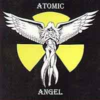 [Atomic Angel Atomic Angel Album Cover]