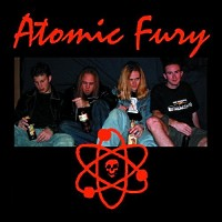 [Atomic Fury Atomic Fury Album Cover]