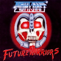[Atomkraft Future Warriors Album Cover]