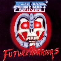 [Atomkraft Future Warriors Album Cover]