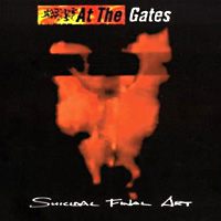 [At the Gates Suicidal Final Art Album Cover]