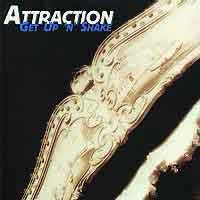[Attraction Get Up 'N Shake Album Cover]