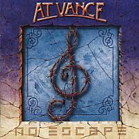 [At Vance No Escape Album Cover]