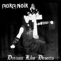 [Aura Noir Dreams Like Deserts Album Cover]