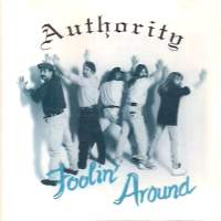 [Authority Foolin' Around Album Cover]