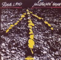 [Autograf Stone Land Album Cover]