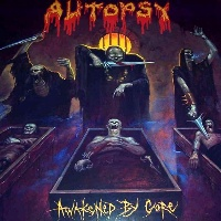 [Autopsy Awakened by Gore Album Cover]