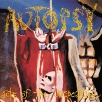 [Autopsy Acts of the Unspeakable Album Cover]