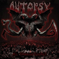 [Autopsy All Tomorrow's Funerals Album Cover]