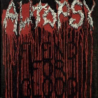 [Autopsy Fiend for Blood Album Cover]