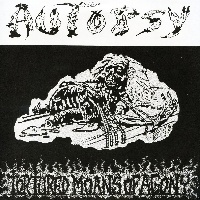 [Autopsy Tortured Moans of Agony Album Cover]