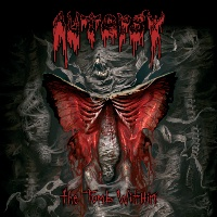 [Autopsy The Tomb Within Album Cover]