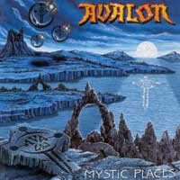 [Avalon Mystic Places Album Cover]