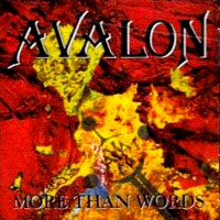[Avalon More Than Words Album Cover]