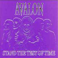 [Avalon Stand the Test of Time Album Cover]