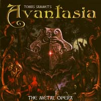 [Avantasia The Metal Opera Album Cover]