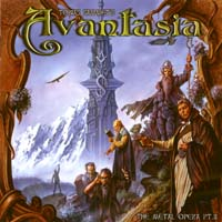[Avantasia The Metal Opera Part II Album Cover]