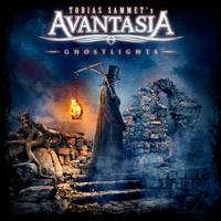[Avantasia Ghostlights Album Cover]