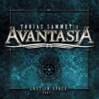 [Avantasia Lost In Space Part II Album Cover]
