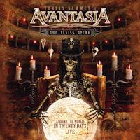 [Avantasia The Flying Opera: Around The World In Twenty Days Album Cover]