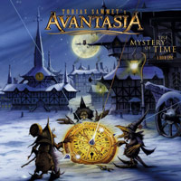 [Avantasia The Mystery Of Time Album Cover]