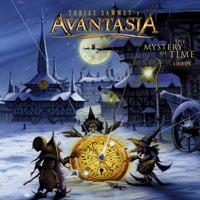 [Avantasia The Mystery Of Time Album Cover]