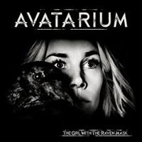 [Avatarium The Girl With the Raven Mask Album Cover]