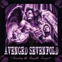 [Avenged Sevenfold Sounding the Seventh Trumpet Album Cover]
