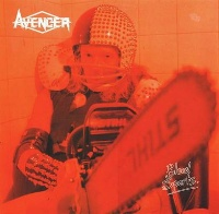 [Avenger Blood Sports Album Cover]