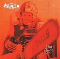 [Avenger Blood Sports Album Cover]